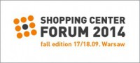 PKP ENERGETYKA S.A. on trade show SHOPPING CENTER FORUM 2014