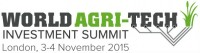 AGRICULTURE INVESTMENT SUMMIT EUROPE 2015